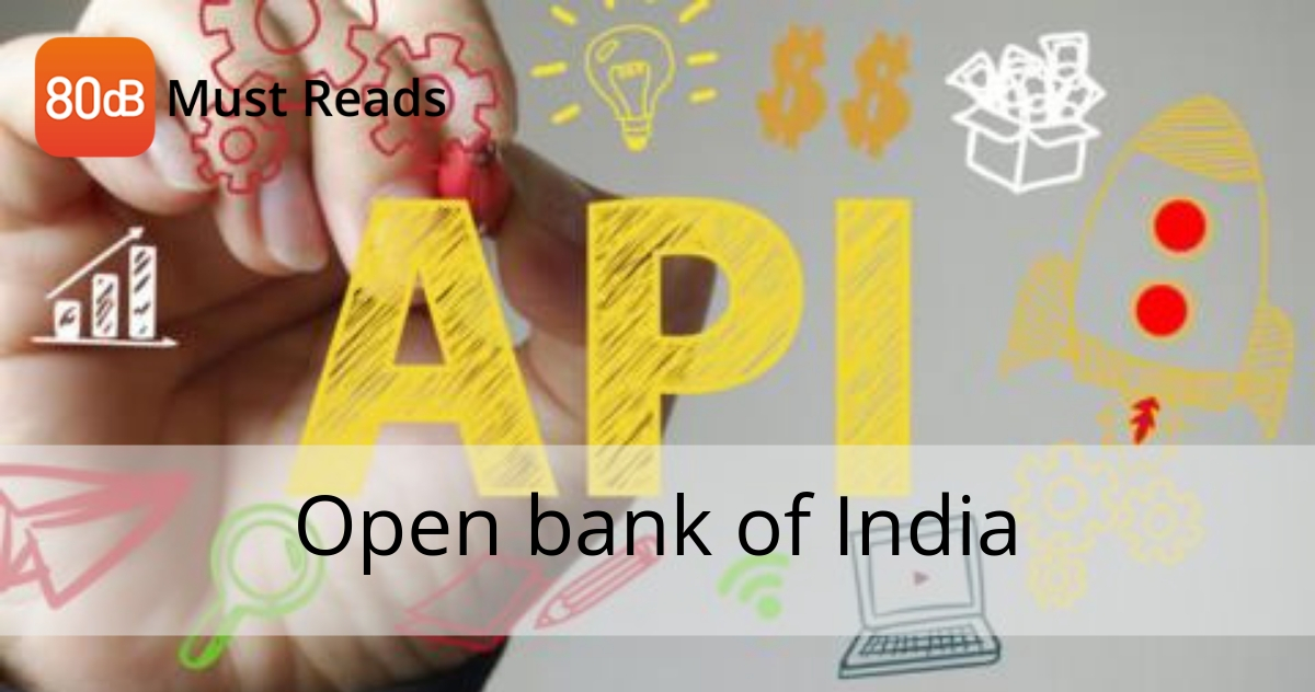 Bank of India launches open banking platform